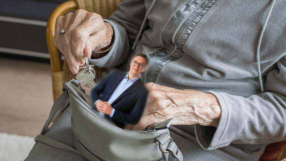 Vučićeva pljačka penzionera će koštati Srbiju MILIJARDU EVRA?