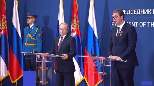 Ima li mesto u svetu, i situacija, gde Vučić i ekipa nisu osramotili Srbiju i Srbe?