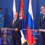 Stronski: Vučić traži Putinovu saglasnost za sporazum sa Kosovom