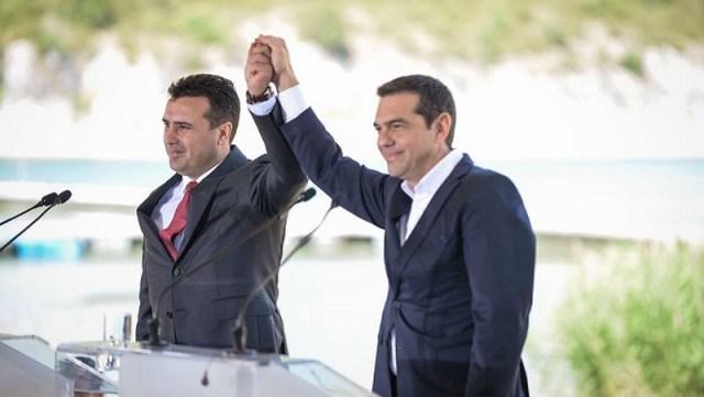 Aleksis Cipras dolazi u istorijsku posetu Republici Severnoj Makedoniji