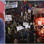 Dragan Đilas: Ljudi postali svesni zla koje se nadvilo nad nama, i ujedinili su se