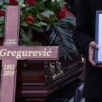Čaruga ispraćen uz tamburaše i pesmu Zvonka Bogdana (VIDEO)