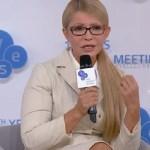 Povratak Julije Timošenko