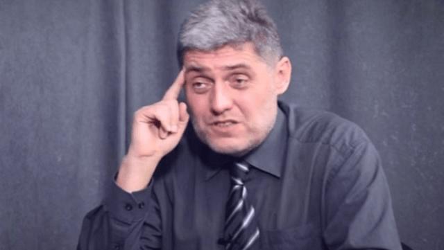 """VELIKA OBMANA SEKTAŠA MIROLJUBA PETROVIĆA, """"PRAVOSLAVNOG"""" JEVREJA"""