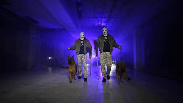 """Kako su uhapšeni """"Fantomi"""", momci """"sa testerom"""" (VIDEO)"""