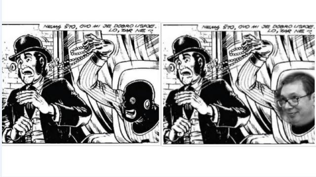 """Danko B. Marin: Naš kriminalac iz TV je već viđen u stripu ,,Alan Ford"""""""