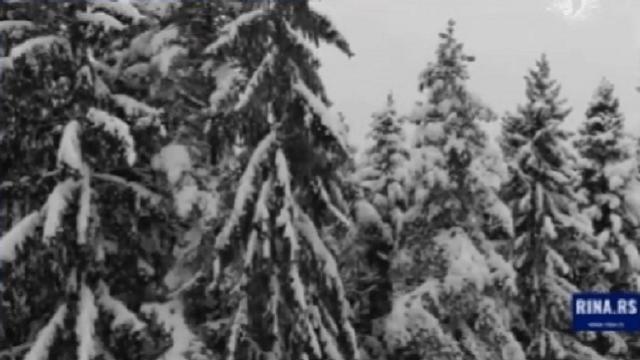 Haos širom Srbije, sneg pada 24h