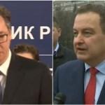 POČETAK KRAJA – Dačić: Vučić da ne brine za SPS, neka brine za ljude sa njegove liste