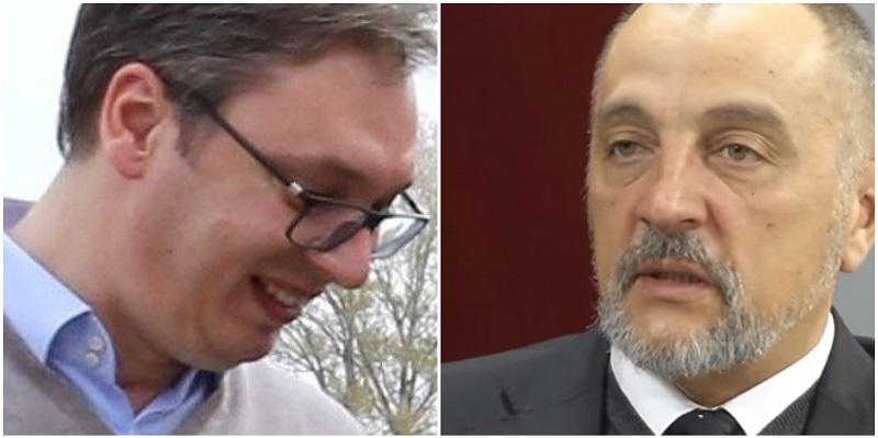 Živković: Sa Vučićem u ime opozicije može da razgovara samo psihijatar Sanda Rašković Ivić