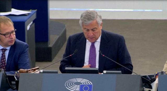 Predsednik Evropskog parlamenta Tajani: Živela italijanska Istra, živela italijanska Dalmacija