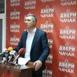 Obradović: Zapadni faktor ne podržava proteste, on podržava Vučića