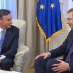 """Mekalister sa Vučićem, """"sutra"""" o porukama koje nosi."""