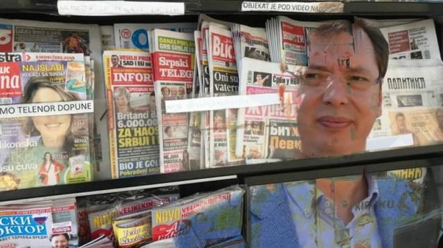 Al Džazira: Političari i mediji iz EU ne žele videti da država Srbija klizi u diktaturu