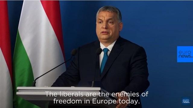 Orban: Opoziciju u životu održava Soroš
