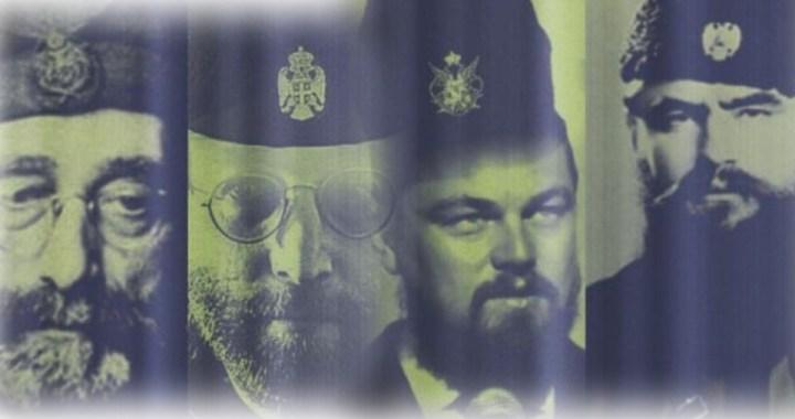 Na planini, na Jelici sastali se čiča Draža i sin mu Jovan Lenon, i vojvoda Momčilo i sin mu Lepomir Di Đujić – Kaprio