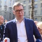 Posle Vučićeve posete obustaviljen do utorka štrajk zaduženih u švajcarcima: Država jeste odgovorna ali nema potpisa ni Đelića, ni Đilasa ni Jelašića