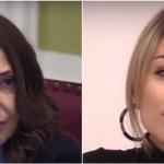 DJB: Policija ispred televizije Hepi lišila slobode Branku Stamenković i Hanu Adrović