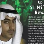 Amerika nudi milion dolara za sina Osame bin Ladena
