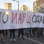 Anti NATO protesti u Beogradu i Novom Sadu