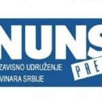 Željko Bodrožić novi predsednik NUNS-a