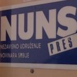 NUNS: Funkcioneri da prestanu sa širenjem netrpeljivosti prema TV N1
