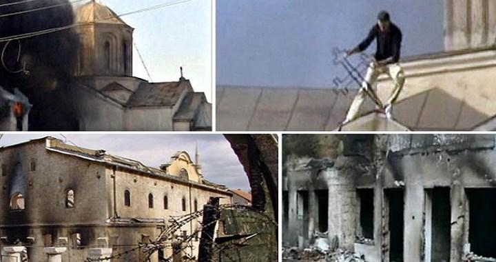 15 godina od pogroma na Kosovu i Metohiji