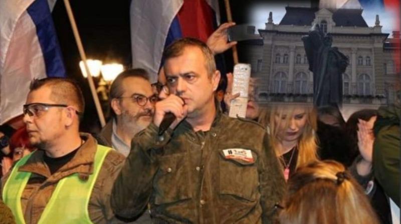 Sergej Trifunović o protestima i opoziciji: Shvatio sam da je to gubljenje energije