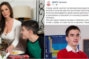 Kako je porno glumac El Nino postao student Stanoje koji je izgubio posao zbog Vučića