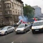 13. april: Čačani stigli u Beograd (VIDEO)