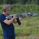Kalašnjikov koji može da leti i puca istovremeno (VIDEO)