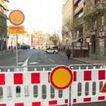 Saobraćajni haos u ulicama oko Trga Republike do septembra, ili novembra, ili…