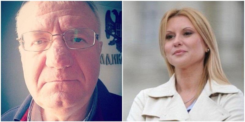 Šešelj ponovo preti Aleksandri Jerkov: Nestaće joj sve dlake s glave! Poslanica DS traži da institucije reaguju
