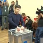 Komičar Zelenski novi predsednik Ukrajine