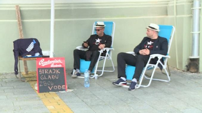 Fantomi započeli štrajk glađu zbog vode u Zrenjaninu