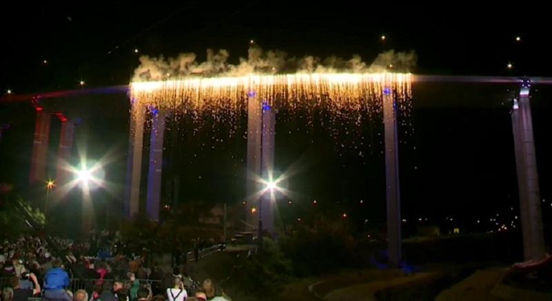 Svečano otvoren južni krak Koridora 10, govorili Zaev, Dodik, Fabrici...