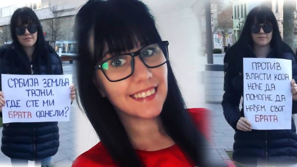 Zorica Malić: Tražim te, rođeni brate!