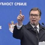 Aleksandar Vučić počasni građanin Drvara