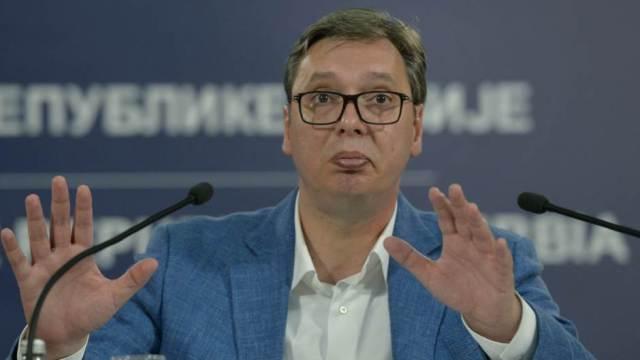 Vučić se sastaje sa vrhovnim komadantom NATO snaga u Evropi