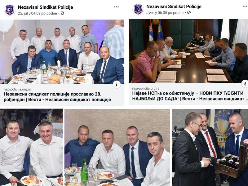 PSS: Ministar i njegov sindikat dovode u zabludu zaposlene u MUP