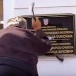 I predsednica Hrvatske se protivi vraćanju ćirilice u Vukovar