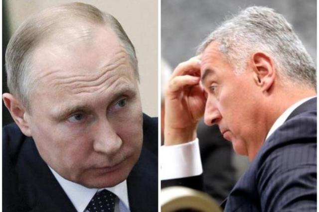 """Putin: """"Milo, na stranputici si"""""""