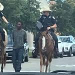 Policiji u Galvestonu je jako žao što su vezanog kanapom vodili Afroamerikanca iza konja