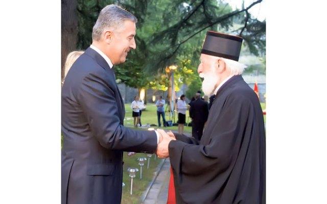"""Miraš Dedeić odbio Đukanovićev predlog za """"ujedinjenje crkve"""""""