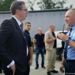 GAZETA METRO: VUČIĆ U SEPTEMBRU NA KOSOVO