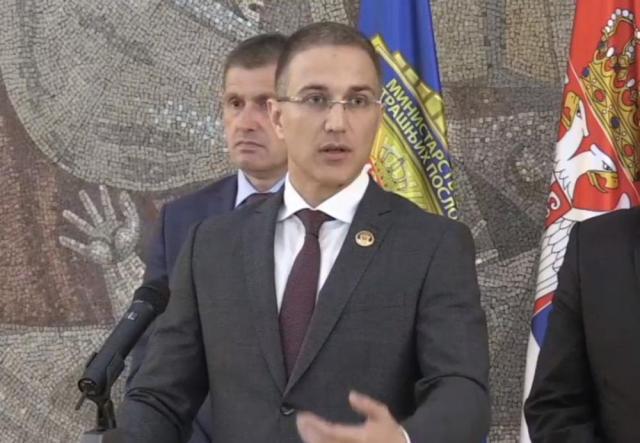 Stefanović o optužbama Bastaćevog kuma: Optužbe su izuzetno teškei i treba da čujemo istinu! Nadam se da će tužilaštvo ispitati tvrdnje koje je Lešnjak izneo u jezivom svedočenju