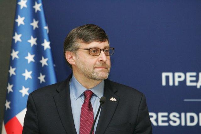 Palmer: SAD zabrinute zbog raspoređivanja ruske vojne opreme u Srbiji