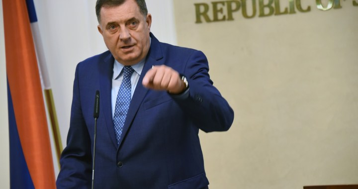 Dodik: Ne treba nama Izetbegović da govori o NATO