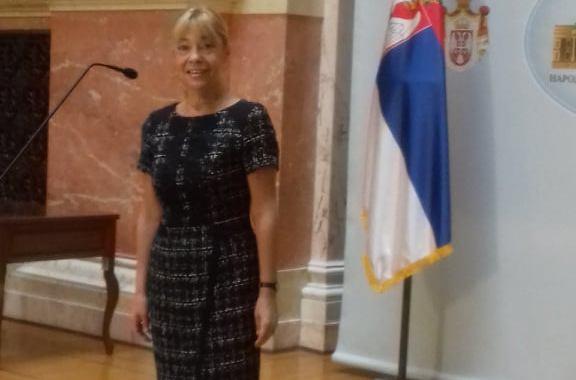 Govor narodne poslanice prof. dr sci. med. Nade Kostić