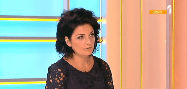 Milena Ivanović se učlanila u SNS