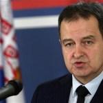 Dačić: Izostanak reakcije na najave Albanije je vrhunac licemerja